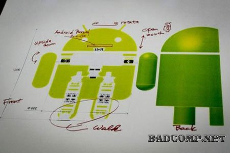 OS Android - П'ять років на ринку операційних систем