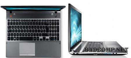 Ноутбук Samsung 550P7C