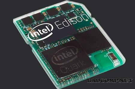 Новый миникомпьютер от Intel.