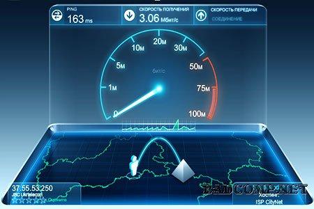 Как увеличить скорость интернета на 20%