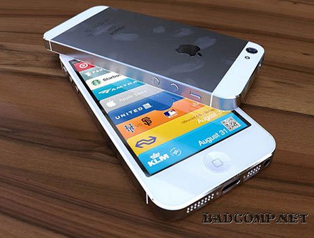 Нові чутки про новий iPhone 5