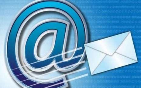 Як створити електронну пошту 1