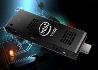 Миникомпьютер От Intel